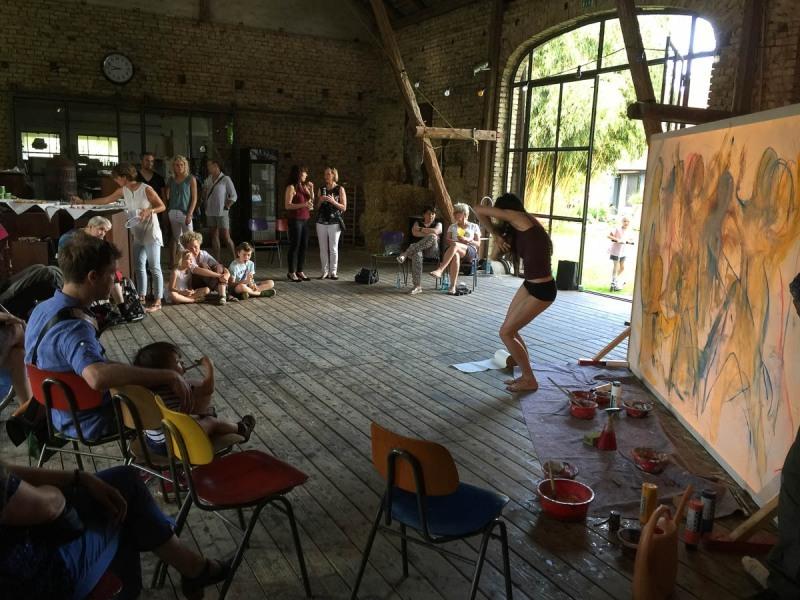 Dialog Performance 2016 mit Hsuan Cheng in Lippstadt